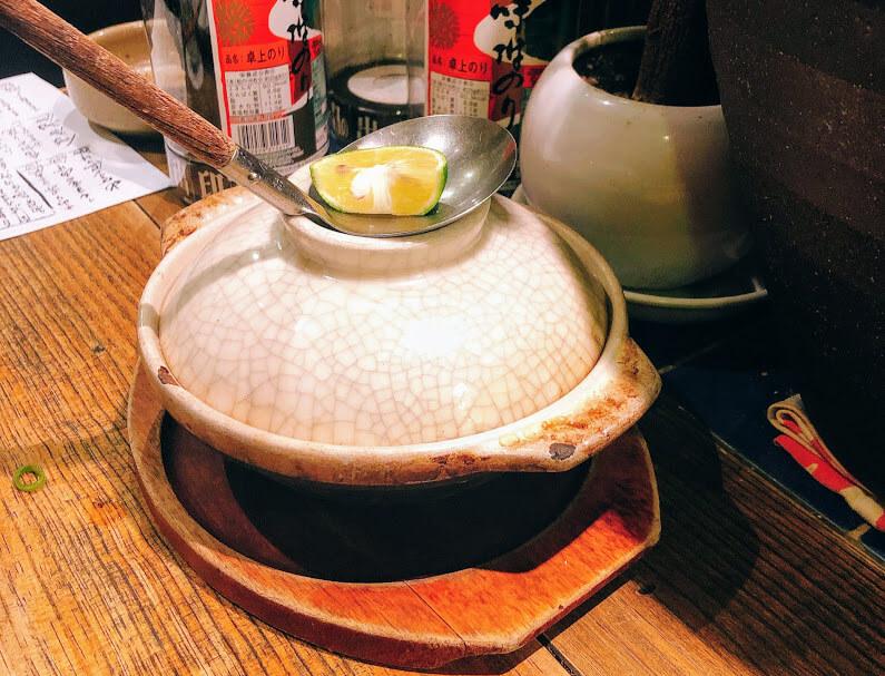 さわら湯豆腐 780円